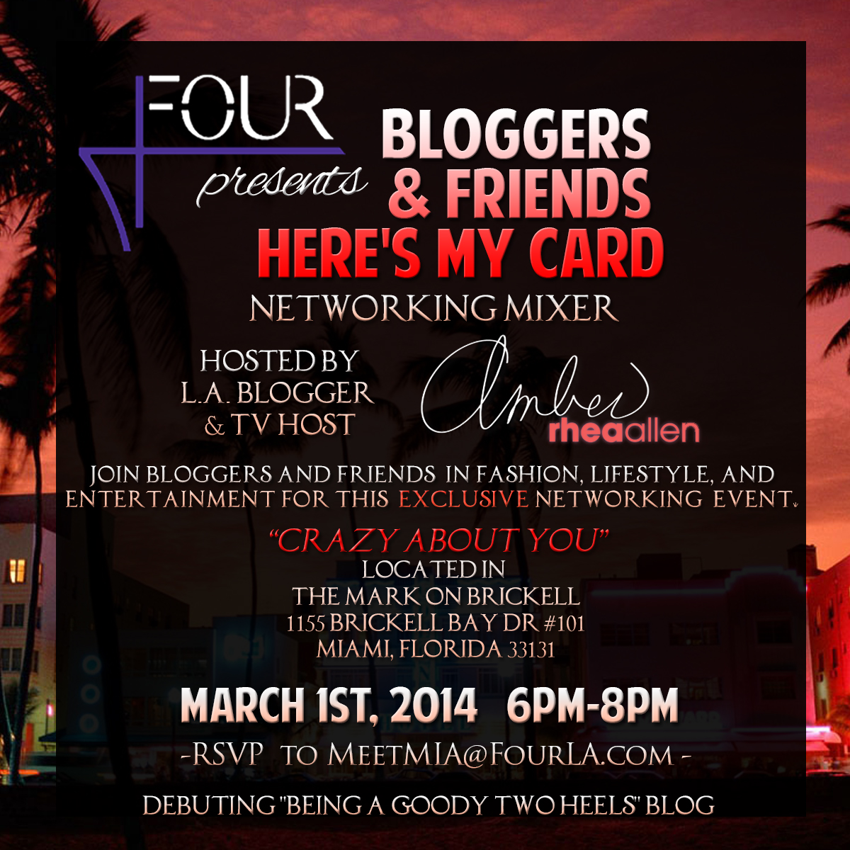 MIA Networking Mixer